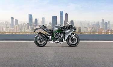 Kawasaki Ninja H2R Price, Mileage, Review - Kawasaki Bikes