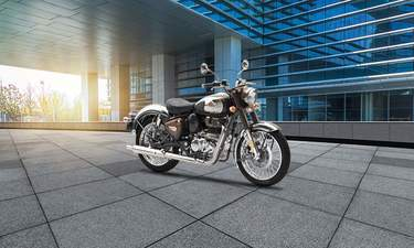 Royal Enfield Classic 350 Redditch Edition With Rear Disc Brake ...