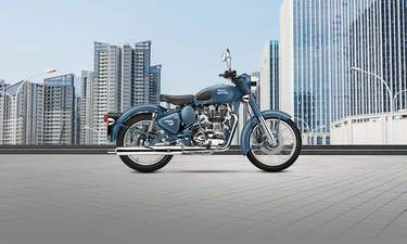 Royal-enfield Classic-500 is gaining popularity. Find all the details here.