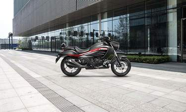 Suzuki Intruder is gaining popularity. Find all the details here.