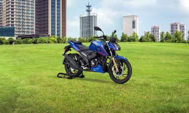 tvs apache rtr 160 4v price mileage review tvs bikes
