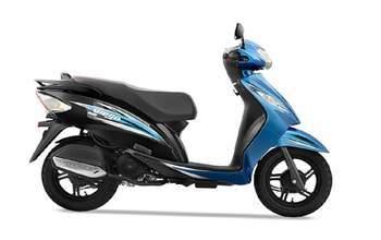 TVS Scooty Zest 110 Price, Mileage, Review - TVS Bikes