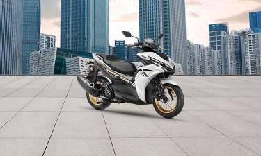 Yamaha Aerox 155 Price in India, Yamaha Aerox 155 Launch