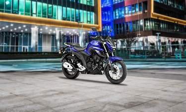 Sports Yamaha Fz25 Bike