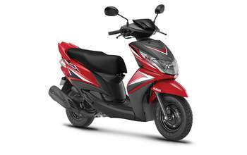 2015 Yamaha Alpha Ray And Ray Z Scooters Get More Fuel