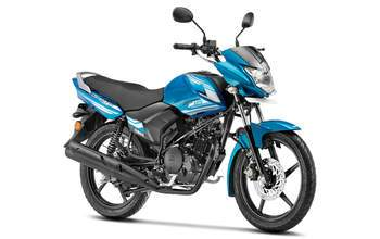 yamaha saluto cc bike launched  india  rs  ndtv carandbike