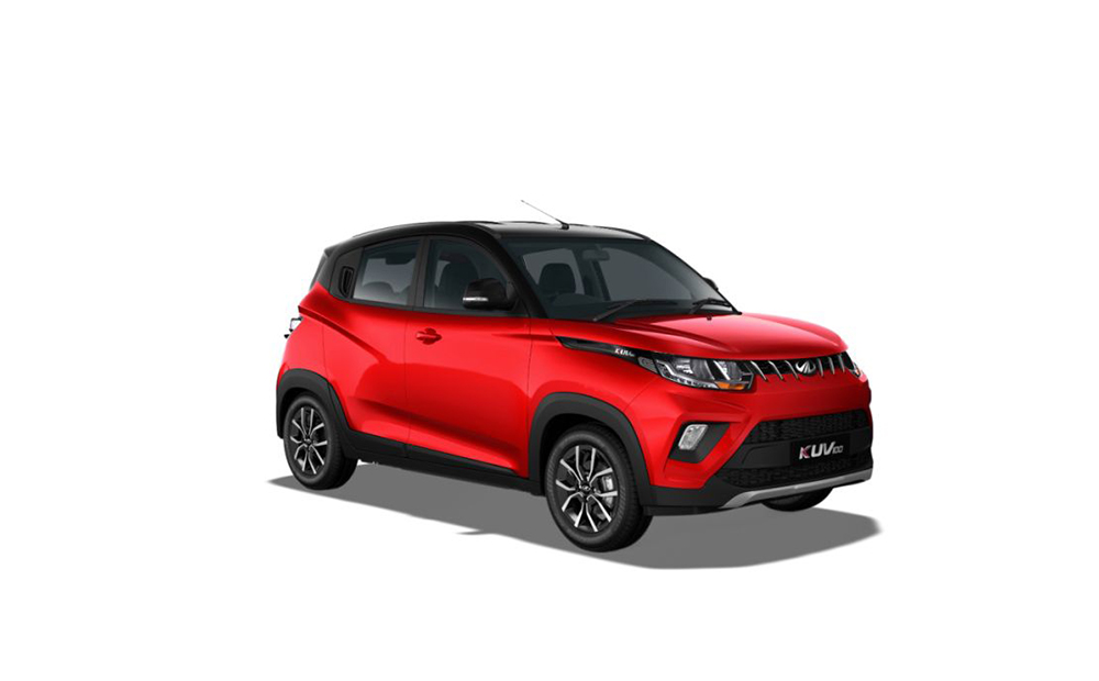 Mahindra Kuv100 Nxt Price In Lucknow Get On Road Price Of