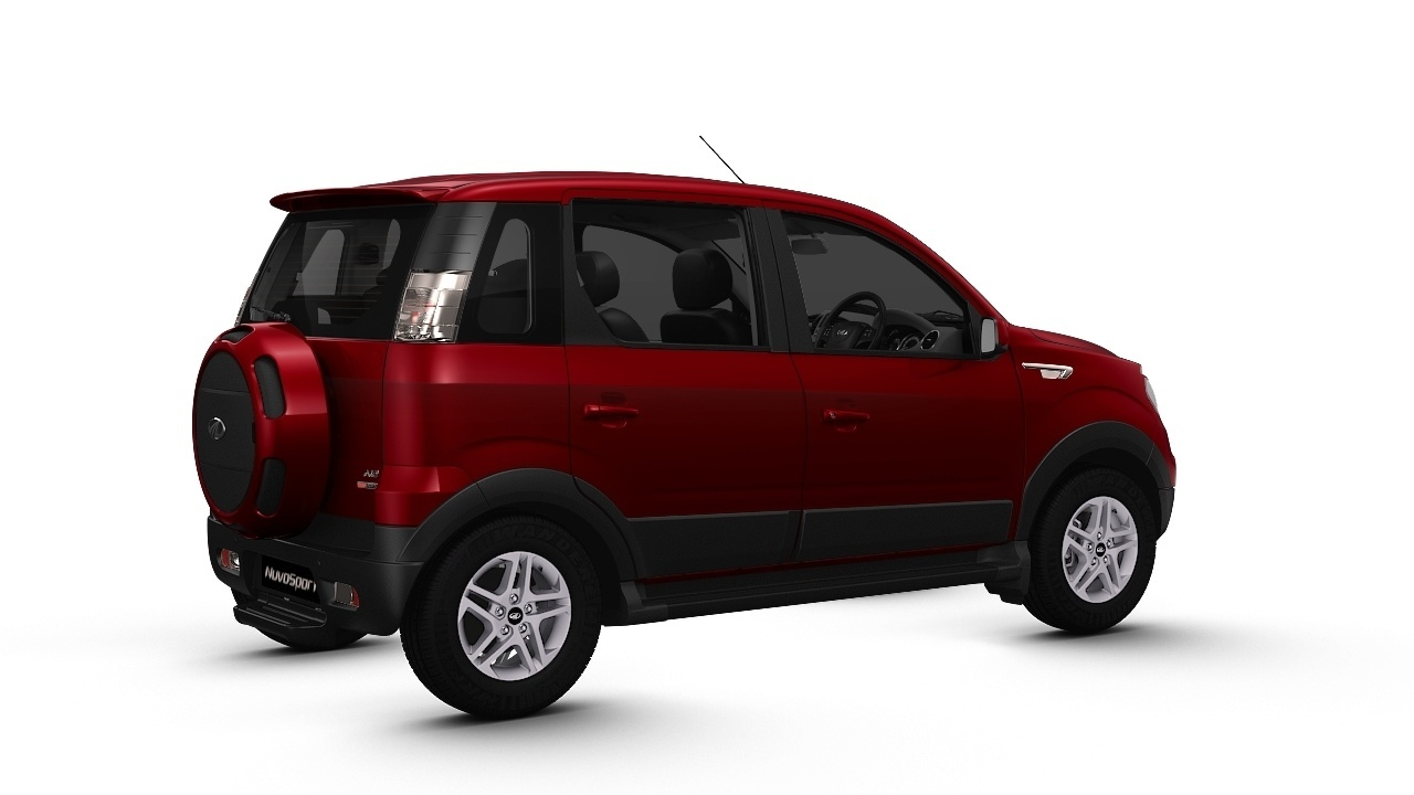Mahindra NuvoSport Price in Darbhanga: Get On Road Price ...