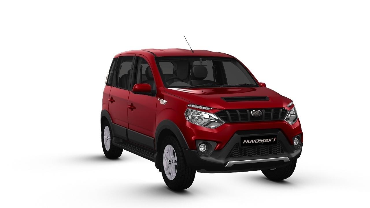 Mahindra NuvoSport Price in Darbhanga: Get On Road Price ...