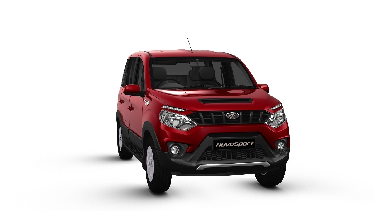mahindra nuvosport price in rewari get on road price of mahindra nuvosport. Black Bedroom Furniture Sets. Home Design Ideas