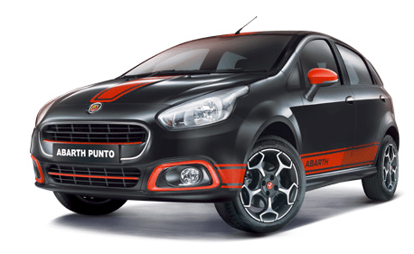 Abarth Punto Price in India, Images, Mileage, Features