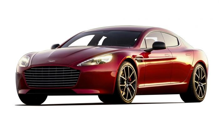 Aston Martin Rapide Price in India GST Rates Images Mileage