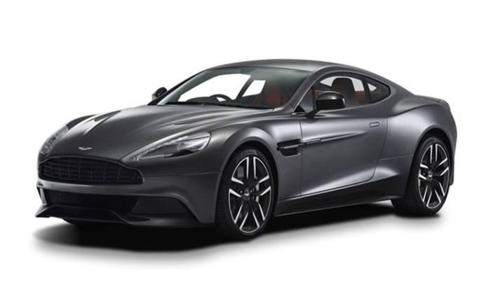 Aston Martin V12 Vanquish Images