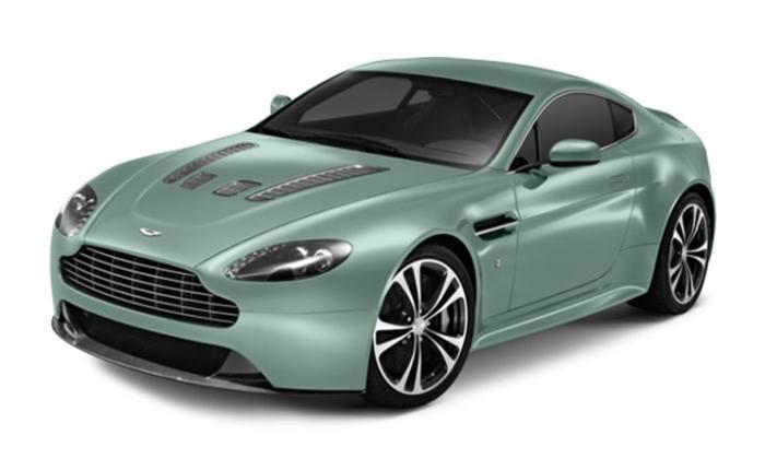 Attractive Aston Martin V12 Vantage Images
