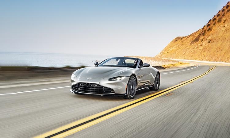 Aston Martin Vantage Images