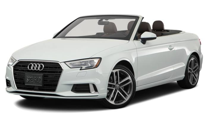 Awesome Audi A3 Cabriolet Images
