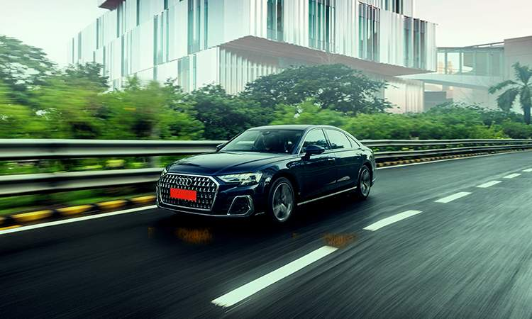 audi a8 price in india images mileage features reviews audi cars. Black Bedroom Furniture Sets. Home Design Ideas