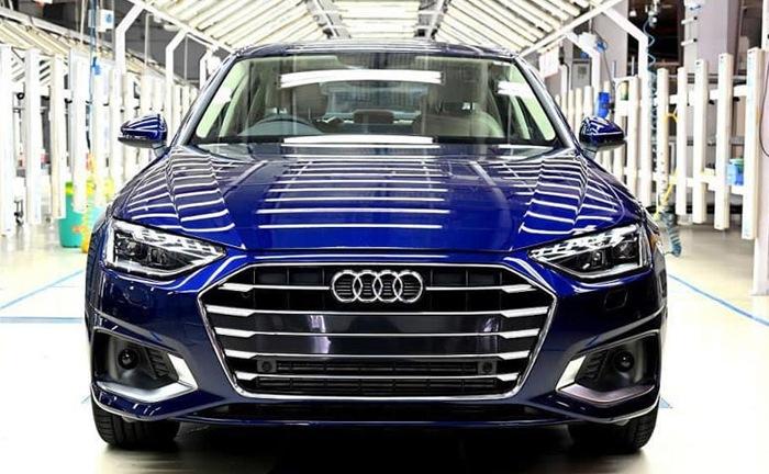 Audi New A4