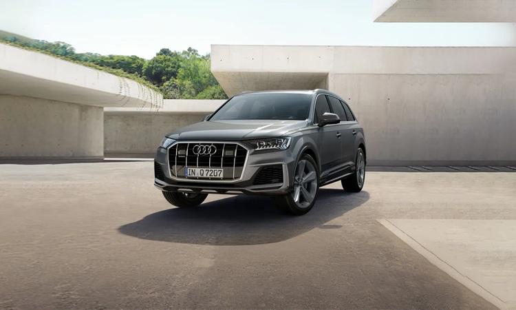 Audi Q7 Price In India Gst Rates Images Mileage