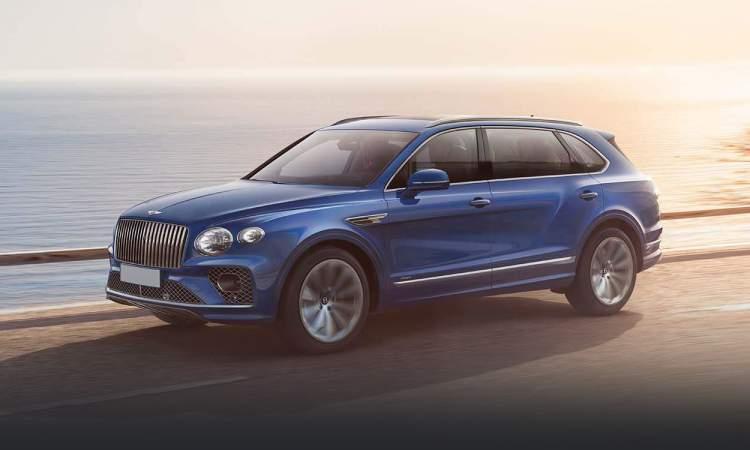 Amazing Bentley Bentayga Images