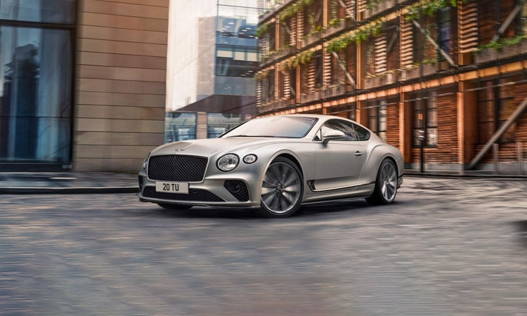 Bentley Continental Change Car