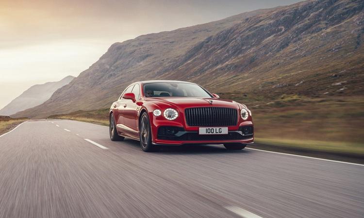Bentley flying spur price