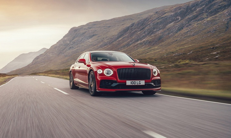Bentley Flying Spur Price In India Images Mileage