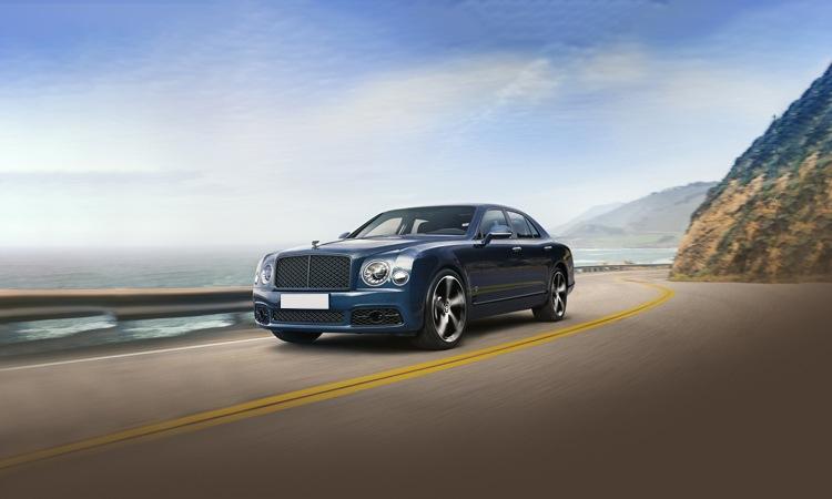 Bentley Mulsanne Images