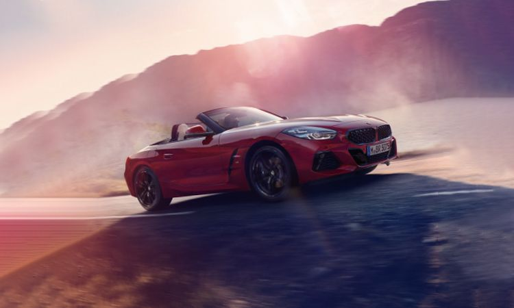 BMW Z4 Price in India, Images, Mileage, Features, Reviews - BMW Cars