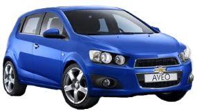 Chevrolet Aveo Uva