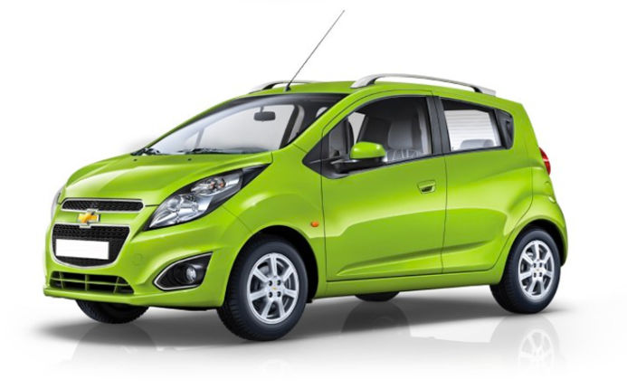 Used Chevrolet Beat 1 2 Ls In New Delhi 2011 Model India At Best