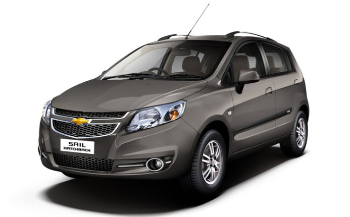 Chevrolet Sail Hatchback 1 2 Base Price In India Features