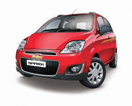 Chevrolet Spark Price In India Images Mileage Features Reviews