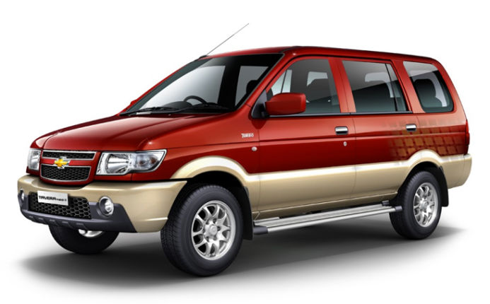 Chevrolet Tavera India, Price, Review, Images - Chevrolet Cars