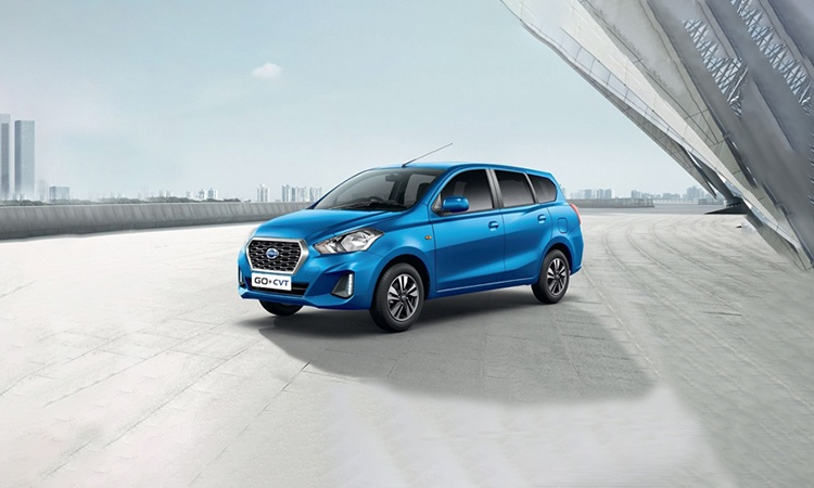 Datsun Go Plus Price in India, Images, Mileage, Features ...