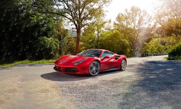 Good Ferrari 488 GTB Images