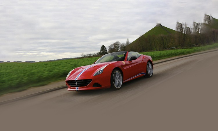 Awesome Ferrari California T Convertible Car Great Ideas