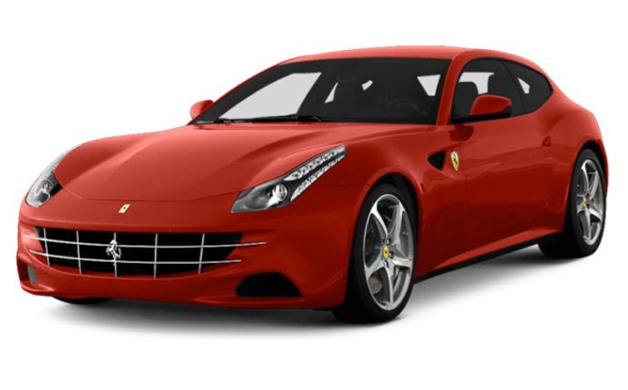 Ferrari FF Base Variant Images