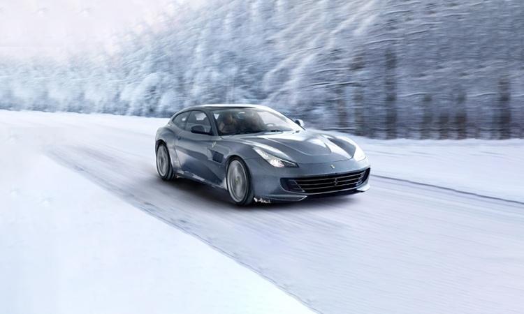Ferrari car image and price
