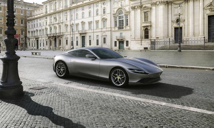 Ferrari Roma Car Video Review