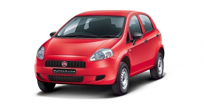 Fiat Punto Pure Price in India, Images, Mileage, Features
