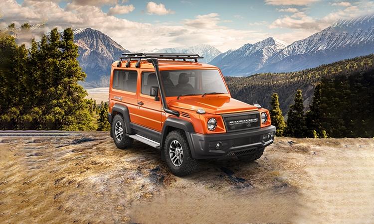 Force Motors Gurkha India, Price, Review, Images - Force Motors Cars