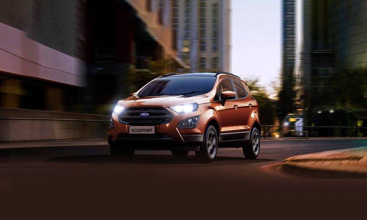 Ford EcoSport 1.5 TiVCT Petrol Titanium AT Price in India ...