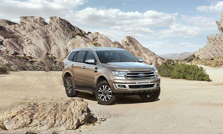 Ford Endeavour Price In India Images Mileage Features