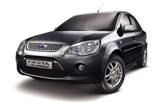 Ford Fiesta Classic Price In India Images Mileage Features