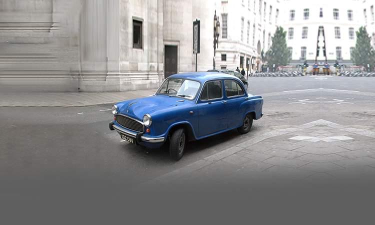 hindustan motors ambassador india price review images hindustan motors cars. Black Bedroom Furniture Sets. Home Design Ideas