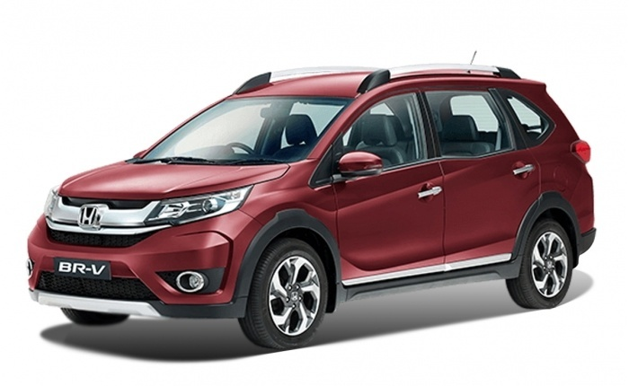 honda br v india price review images honda cars. Black Bedroom Furniture Sets. Home Design Ideas