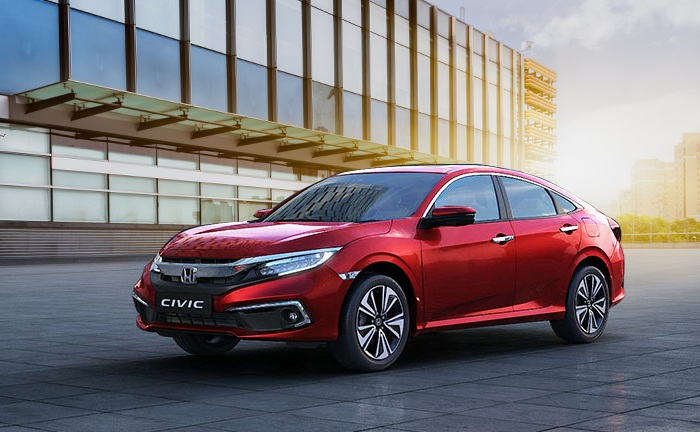 2019 Honda Civic Hybrid Last Recorded Price