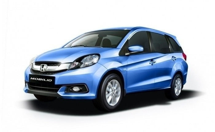 Honda mobilio price in india images mileage features for Mobilia o mobilio