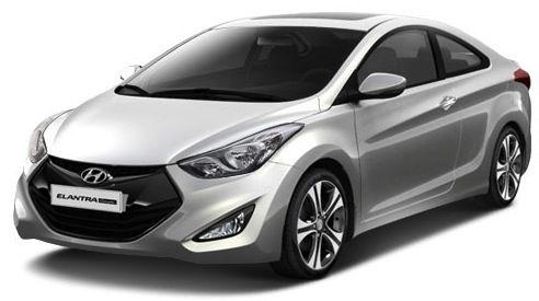Hyundai Fluidic Elantra